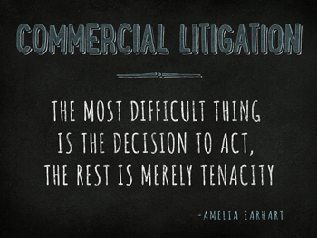 Commercial-Litigation