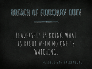 Breach-of-Fiduciary-Duty