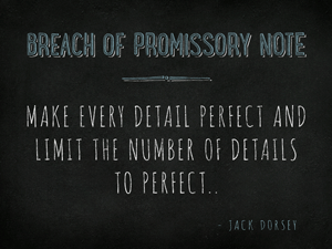 Breach-of-Promissory-Note