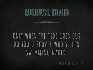 Business-Fraud