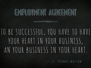 Employment-Agreement