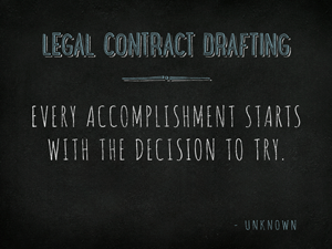 Legal-Contract-Drafting