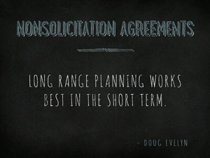 Nonsolicitation-Agreements