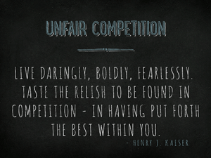 Unfair-Competition