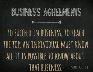 Business-Agreements