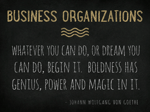 Business-Organizations