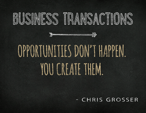 Business-Transactions