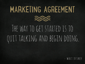 Marketing-Agreement