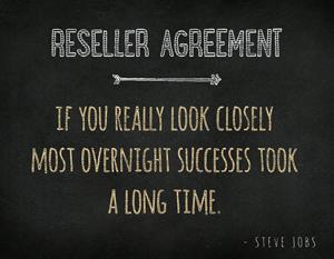Reseller-Agreement
