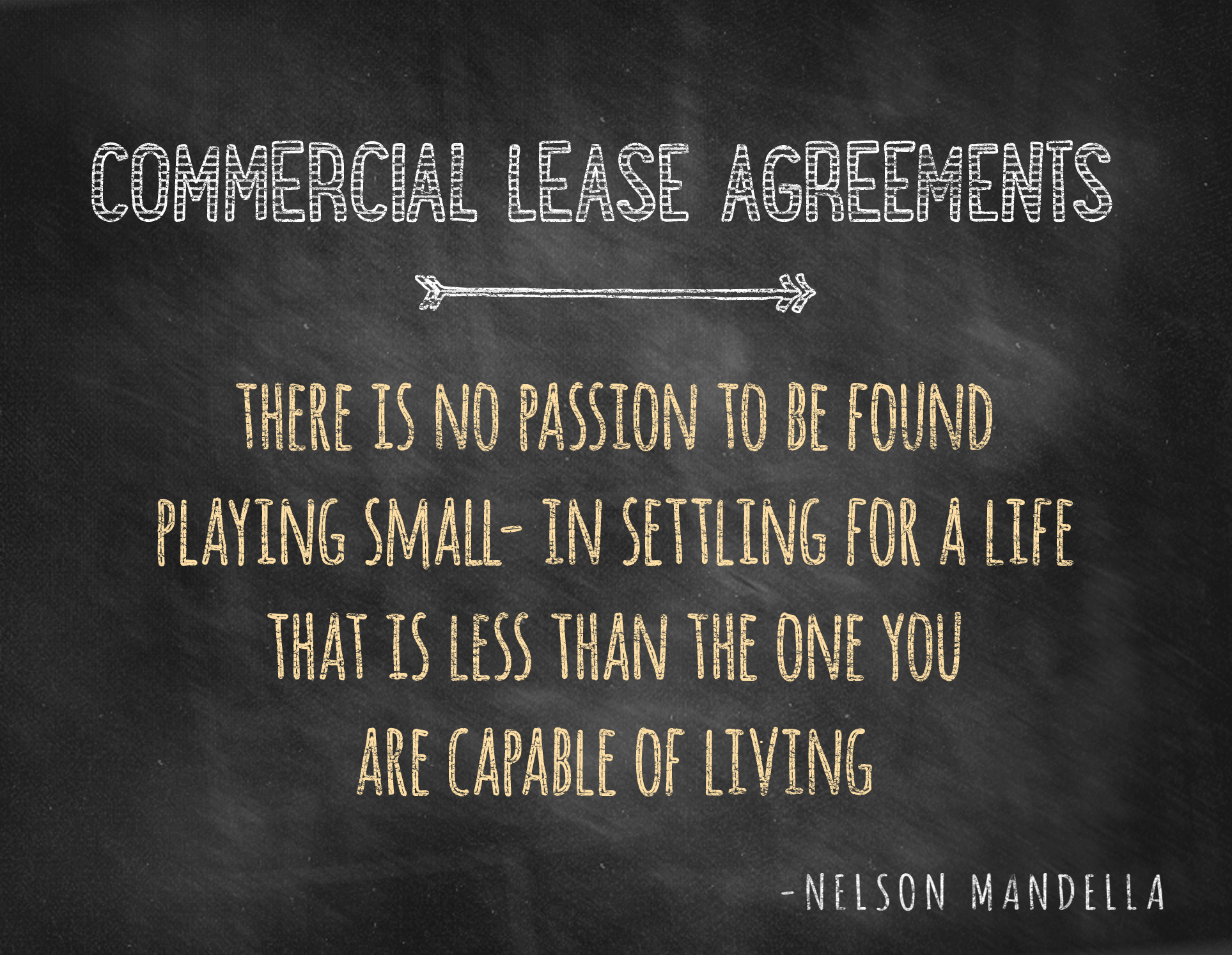Commercial Lease Agreement Charleston Real Estate Attorney