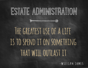 Charleston Estate Planning | Estate Administration