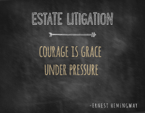 Estate-Litigation