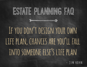 Charleston Estate Planning Questions