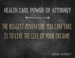 Charleston Health Care Power of Attorney | Health Care Directives