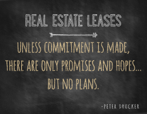 Charleston Real Estate Leases | Charleston Real Estate Lease Agreements