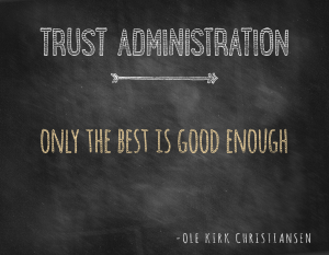 Charleston Estate Planning | Trust Administration