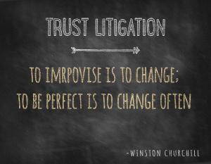 Charleston Trust Litigation or Trust Contests