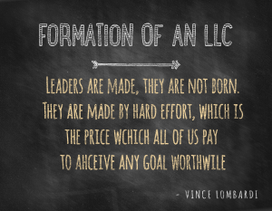 Formation-of-an-LLC